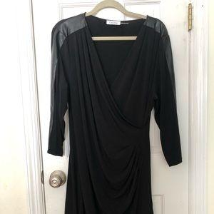 Size 12 Calvin Klein Little Black Dress